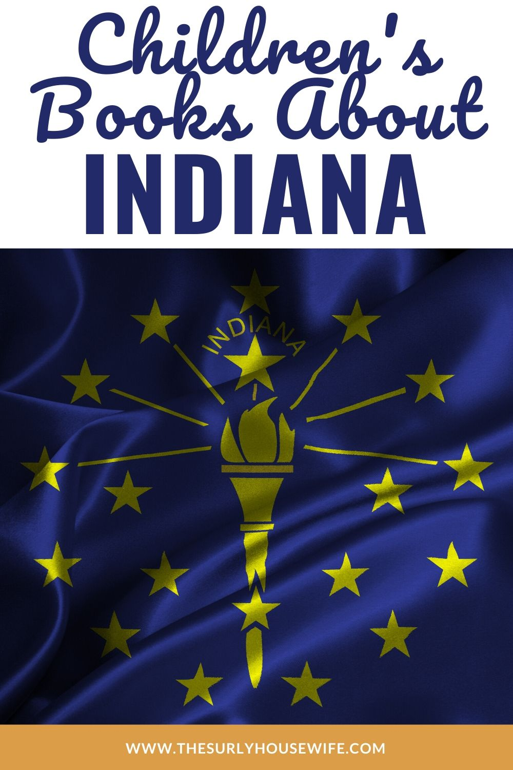 Searching for books about Indiana, then check out this post! It contains children's books, chapter books, and picture books about the Hoosier State!