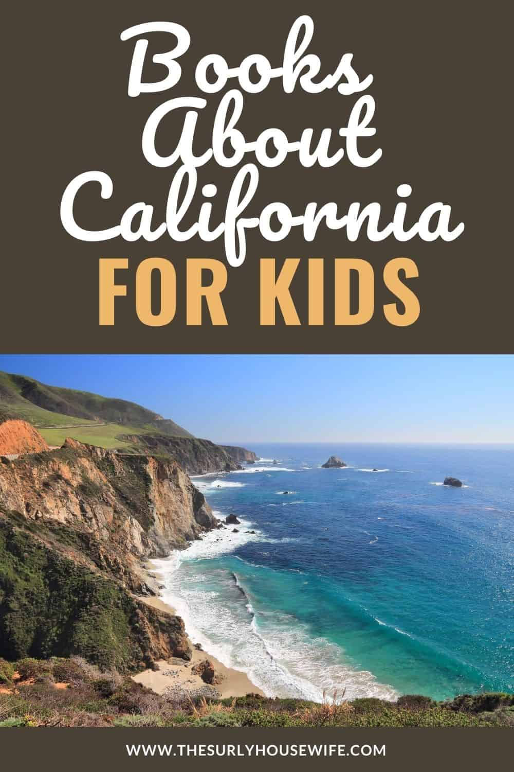 Need children's books about California? This book list includes picture books about California as well as chapter books set in California