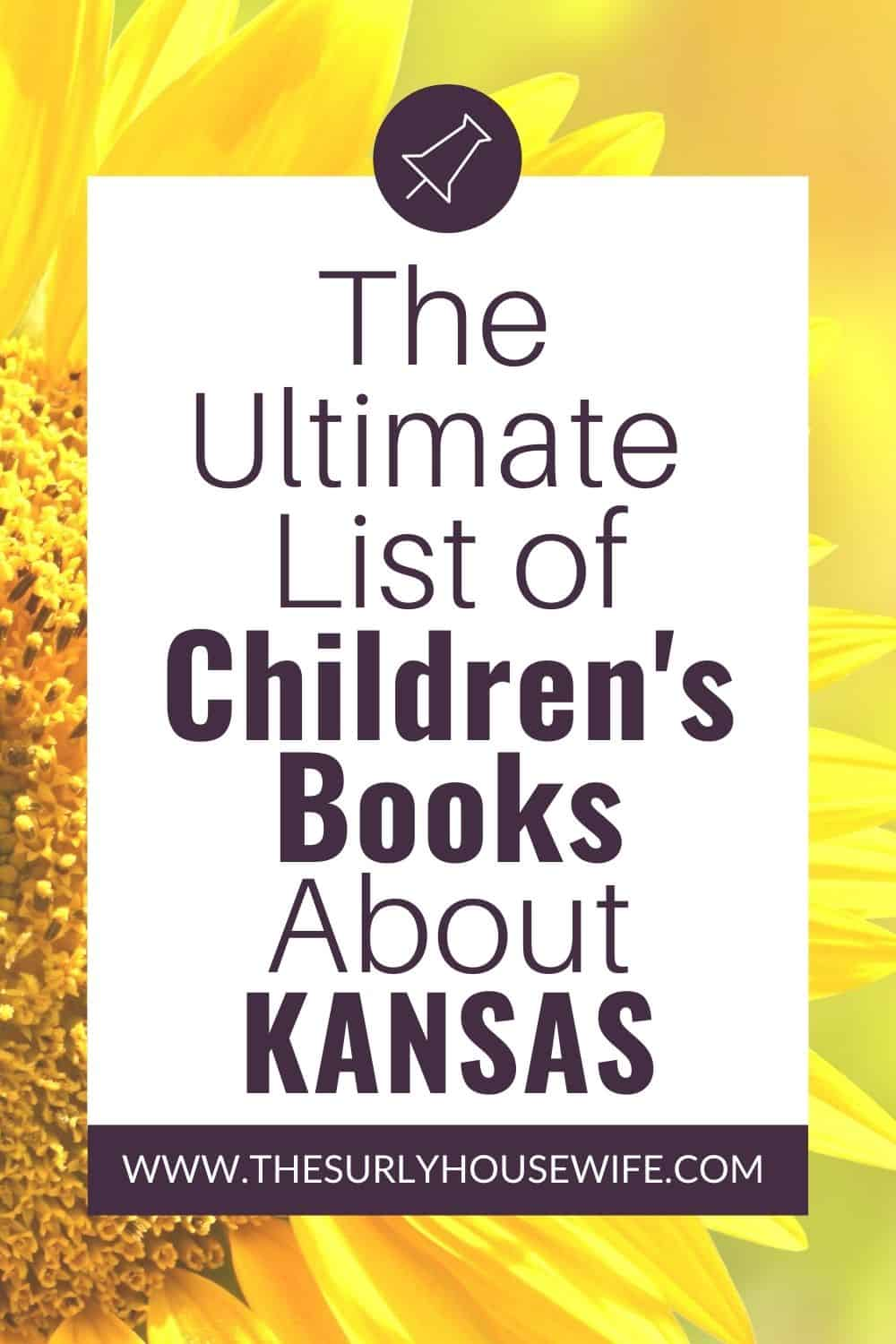 Looking for children's books about Kansas? This post includes picture AND chapter books set in Kansas. Perfect for studying US history and geography.
