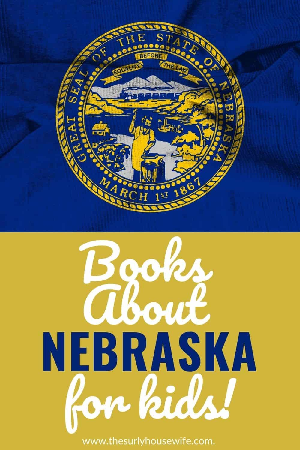 Searching for books about Nebraska, then check out this post! It contains children's books, chapter books, and picture books about and set in Nebraska!