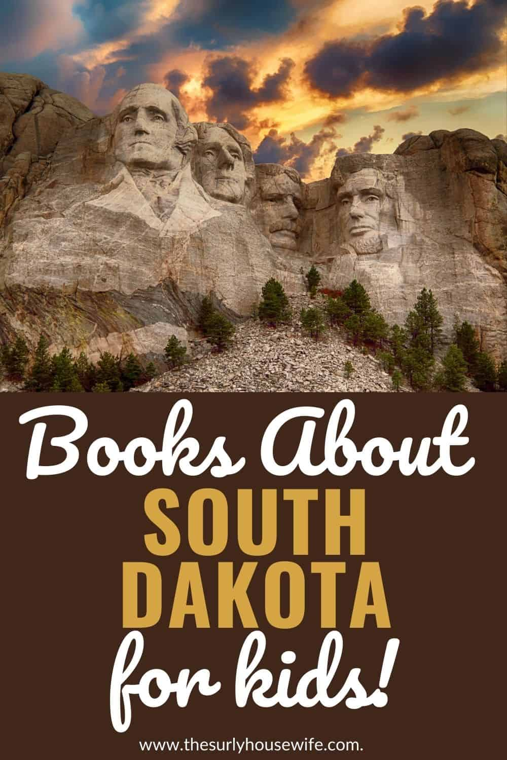Looking for books about South Dakota? Check out this post! It contains children's books, chapter books, and picture books about South Dakota