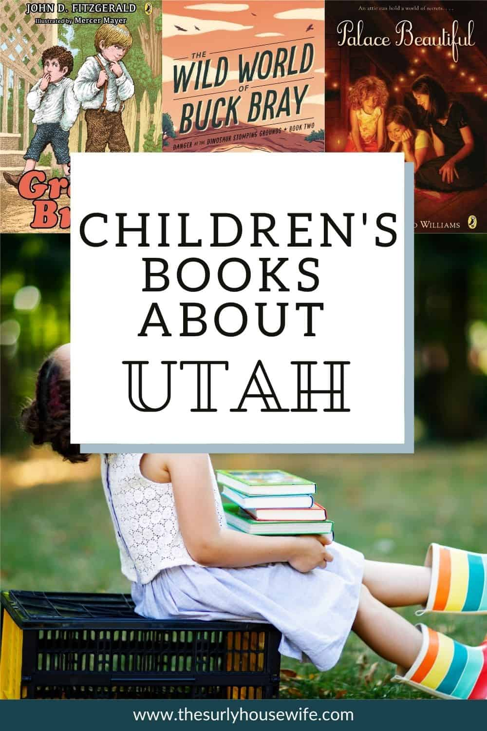 Looking for books about Utah? Don't miss this post for living books about Utah: including fiction, non-fiction, picture books, and chapter books!